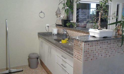 g-6417 | araucária | casa 500 m² 3 dorms suíte churrasqueira - v6417