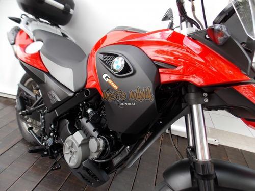 g 650 gs 2012 vermelha