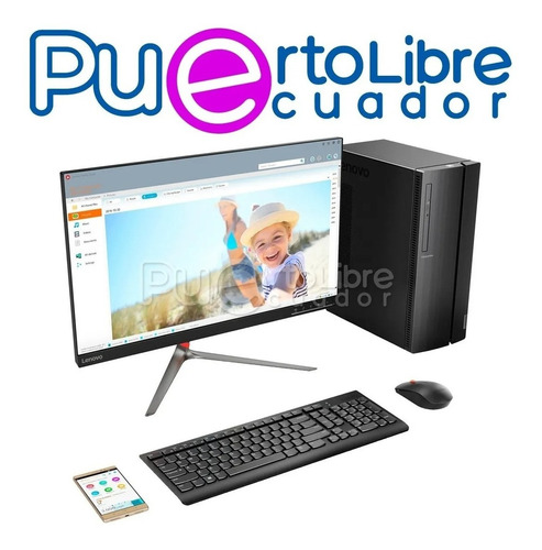 g a m e r cpu pc lenovo intel core i5 9na 8 gb + 1 tb 4.1ghz