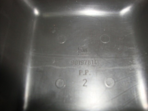 g acabamento traseiro trava elétrica do porta malas monza92