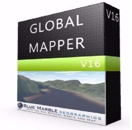 g mapper 16.1. sistema de información geografico