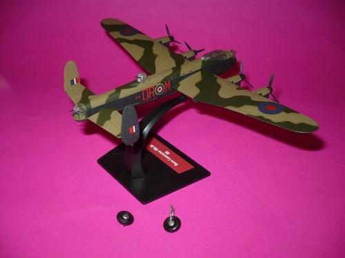 g. pozzolo - altaya-ixo avion aura lancaster mk 3 u.k.