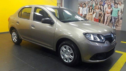 g.   renault logan 1.6 authentique sin anticipo