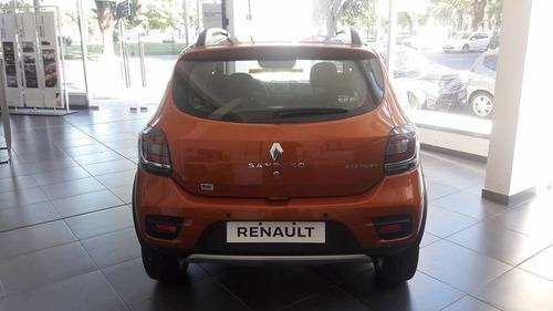 g.  renault sandero stepway 1.6 100% financiada
