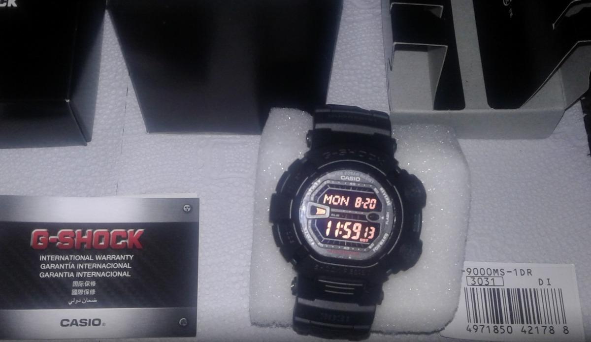 9a10e9c82e6 G-shock G-9000ms Resist Lama Ideal Para Exercício Militar - R  385 ...