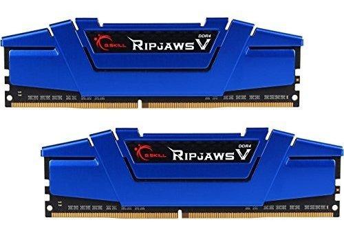 g skill ripjaws v series 16 gb 2 x 8 gb 288pin sdram memoria
