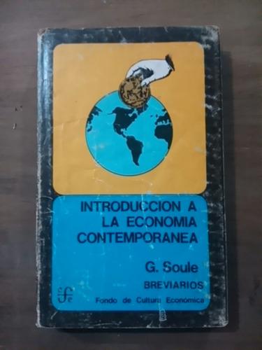 g. soule. introducción a la economía contemporánea