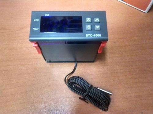 g termostato digital stc-1000 controlador de temperatura