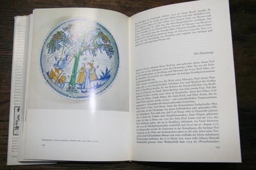 g weiss - ullstein fayencenbuch - libro ceramica fayance