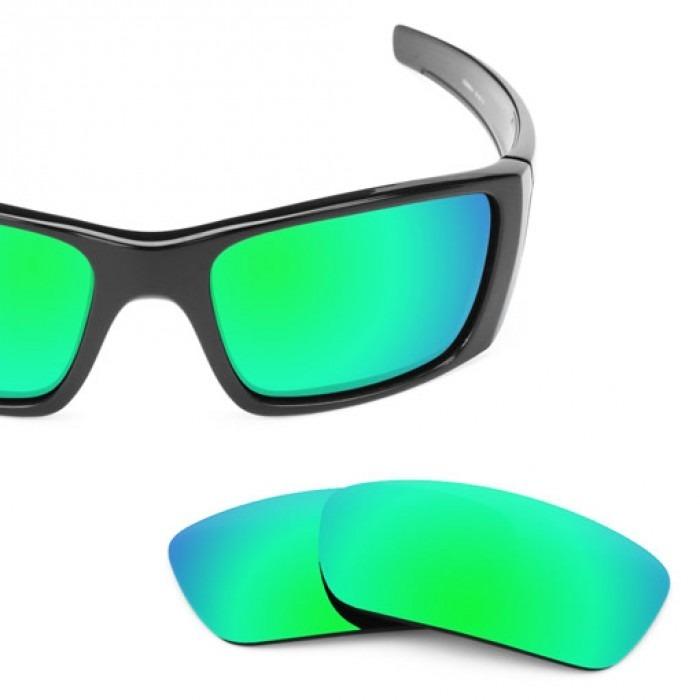 f430c790e3524 G26 Verde Lente Polarizada Para Oakley Fuel Cell Promoção - R  120 ...