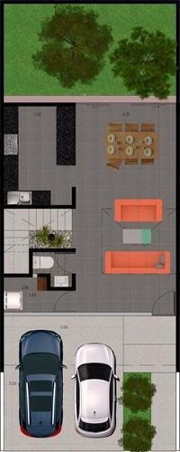 g3 townhouses