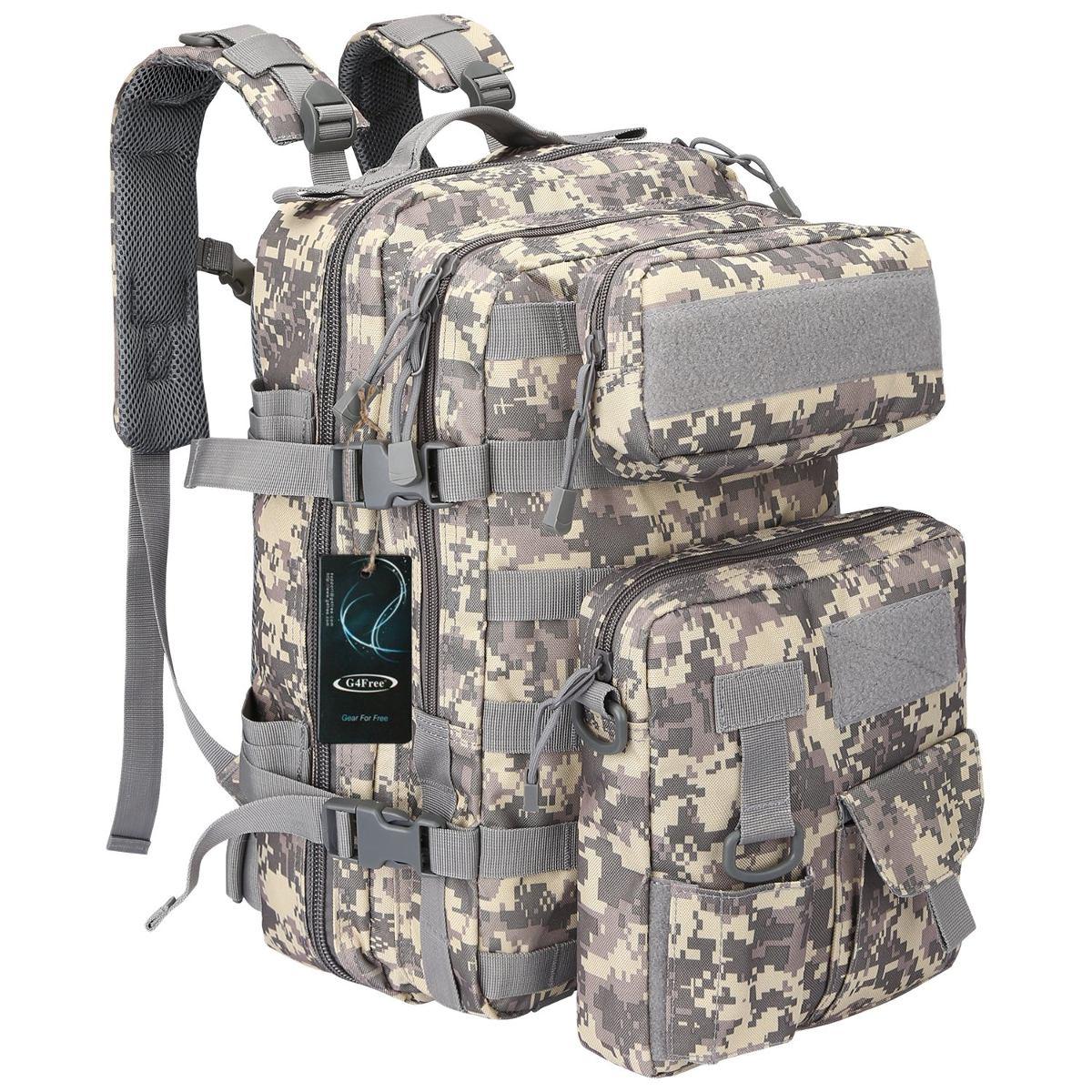 09ad5483d g4free militar táctico molle mochila deporte al aire libr. Cargando zoom.