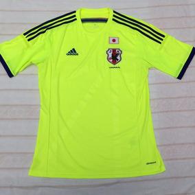 cd6bb5fb31 Camisa Seleção Japão - Camisas de Futebol Seleção Japão Japão com Ofertas  Incríveis no Mercado Livre Brasil