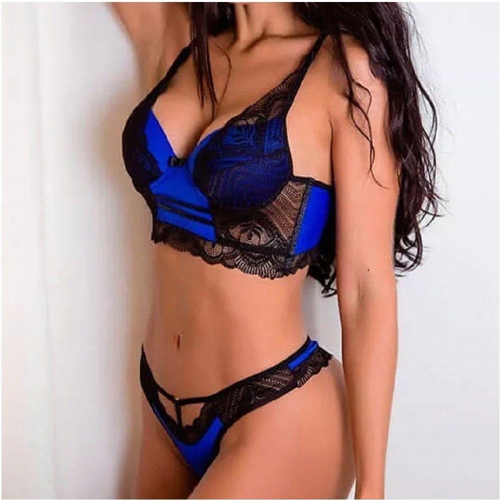 8a5d238f4 g956 lingerie conjunto cropped bojo microfibra renda sexy. Carregando zoom.
