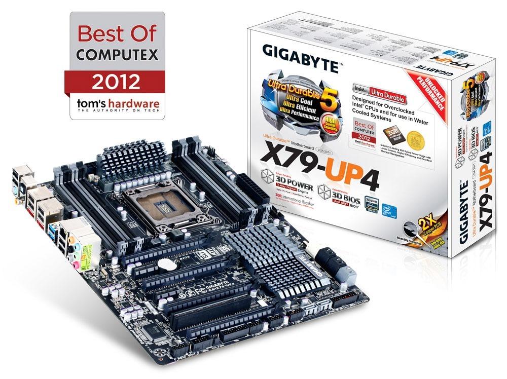 Ga-x79-up4, Lga2011, X79, Xeon
