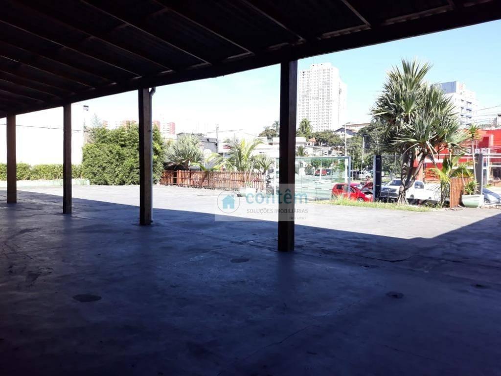 ga0019 -  galpão para alugar, 300 m² por r$ 17.000/mês - umuarama - osasco/sp - ga0019