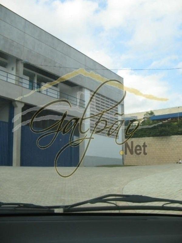 ga0739 -aluguel de galpão em cotia dentro de condominio com 1.324 metros de área construída, 726 metros de área fabril, 597 metros de área de escr. - ga0739 - 33872256