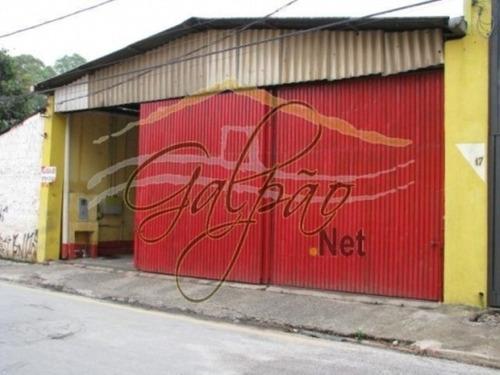 ga2659 - aluguel de galpão industrial em osasco - ga2659 - 33874164