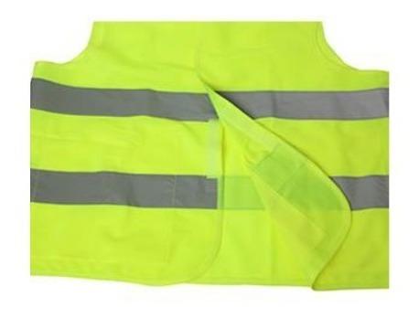 ga3006 chaleco alta visibilidad tela amarillo exgde dogo