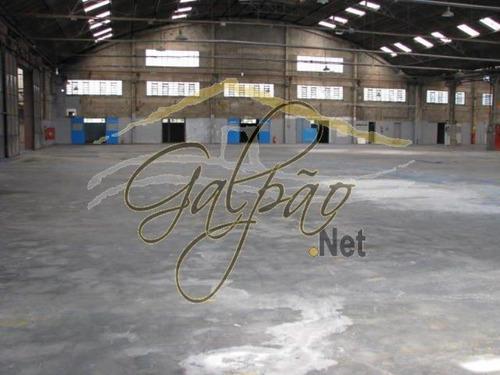 ga3576 - aluguel de galpão em osasco ao lado da rodovia anhanguera - ga3576 - 33875160
