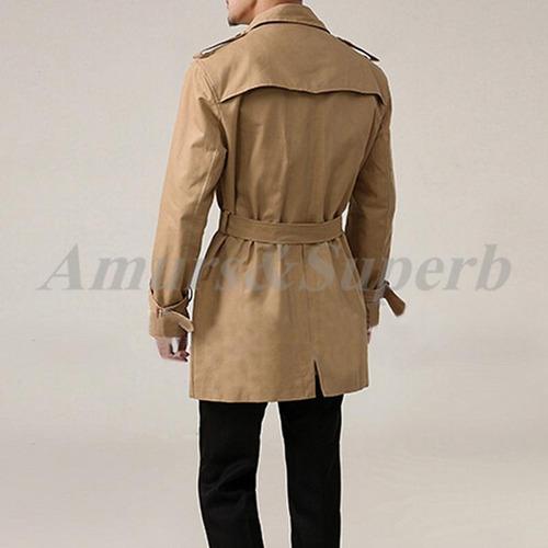 gaban chaqueta de hombre gabardina blazer chaleco / impoluz