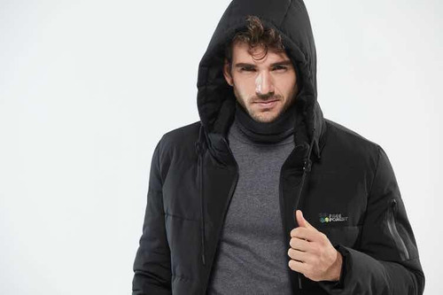 gaban hombre impermeable invierno north face, columbia