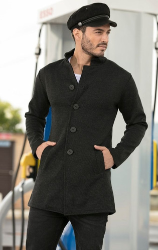 gabán o abrigo de hombre producto nacional ( env. gratis )