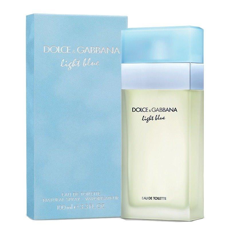 f36bb3a14 Carregando zoom... perfume dolce gabbana light blue fem edt 100ml original