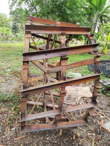 gabias para fangueo de terrenos agrícolas (arrozales)