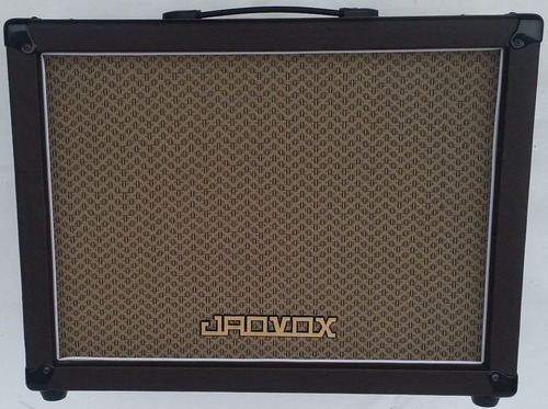 gabinete 1x12 completo 150w rms guitarra nordik vintage