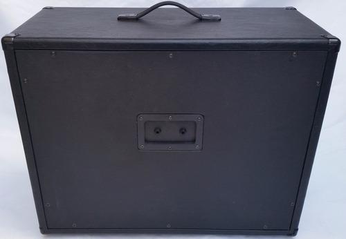 gabinete 2x12 horizontal sem falante