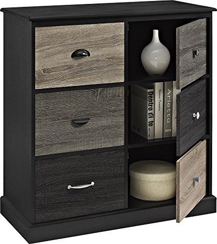 gabinete altra blackburn de madera