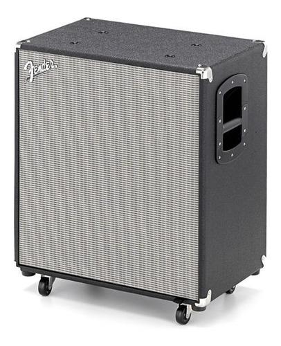 gabinete amplificador bajo fender rumble 410 + garantia