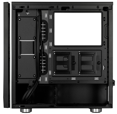gabinete atx corsair carbide spec-06 rgb negro