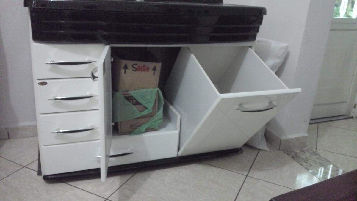 Gabinete Banheiro Corso  R$ 700,00 em Mercado Livre # Gabinete De Banheiro Venda