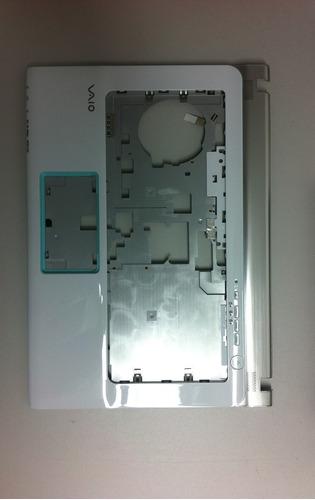 gabinete base teclado sony vaio sve14a16fbw a1886793a