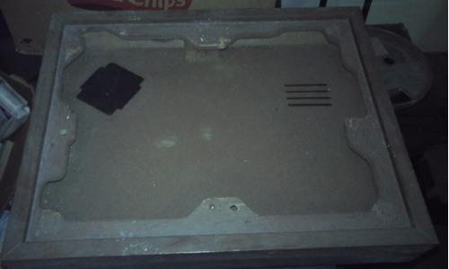 gabinete base toca discos sansui 212