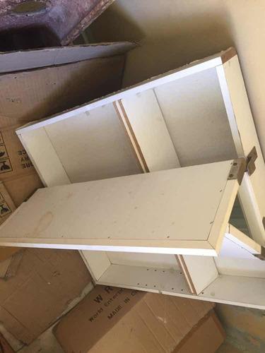 gabinete botiquín de baño con iluminación c/cuatro lámparas