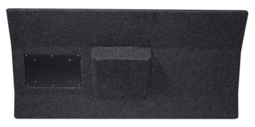 gabinete caja 10 potenciada mtx subwoofer + sub 15 09 ford