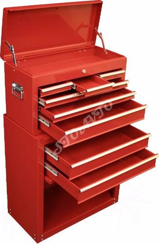 gabinete caja de herramientas con llantas frontier