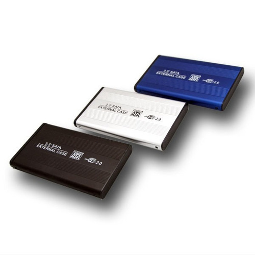 gabinete case usb 2.5 sata disco duro portatil laptop extern