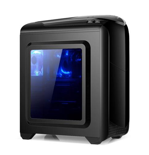gabinete cirkuit planet 1010 gamer cooler 120mm ckp gc1010
