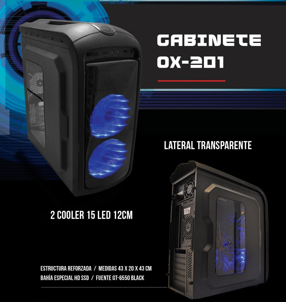 Resultado de imagen para OVERTECH OX-201