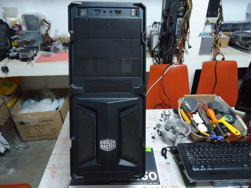 gabinete cooler master k350