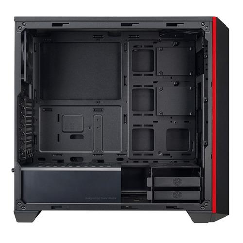 gabinete cooler master masterbox 5 msi edition usb 3.0