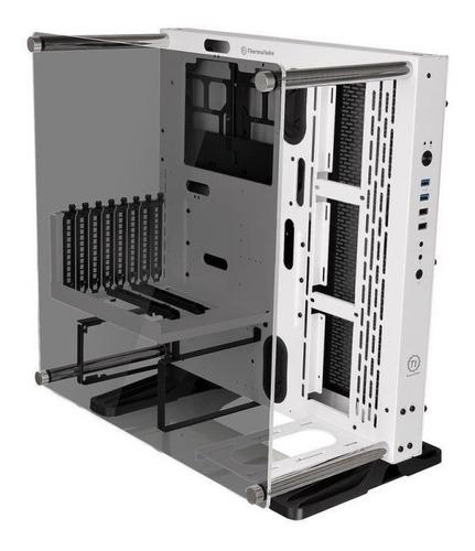 gabinete core p3 vidro temperado branco thermaltake