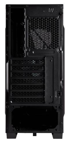gabinete corsair carbide spec-04 led black/gray pc gamer