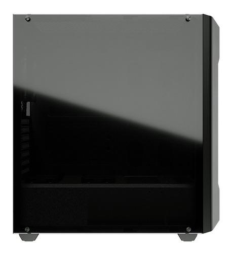 gabinete cougar gemini s iron gray rgb e-atx, ct