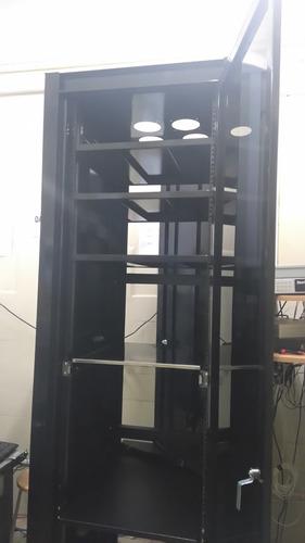 gabinete de 42 ur (ru) 4 pies 2.10 x 0.62 x 0.80 mts acero