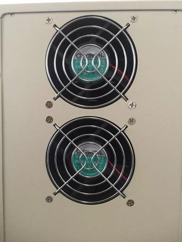 gabinete de 7 baias p/ torre de duplicadora cd dvd blu ray